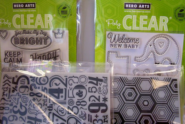 Hero Arts release party Dec2012 1st picks 2