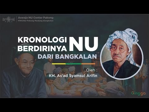 Kronologi Berdirinya NU dari Bangkalan