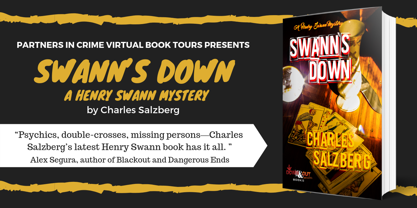 Swann's Down by Charles Salzberg Banner