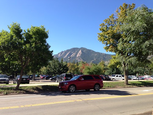 Rockies, Boulder