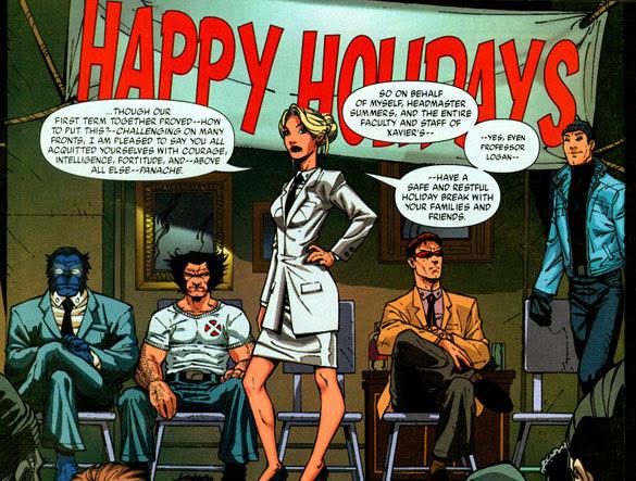 Marvel Holiday Special 2004