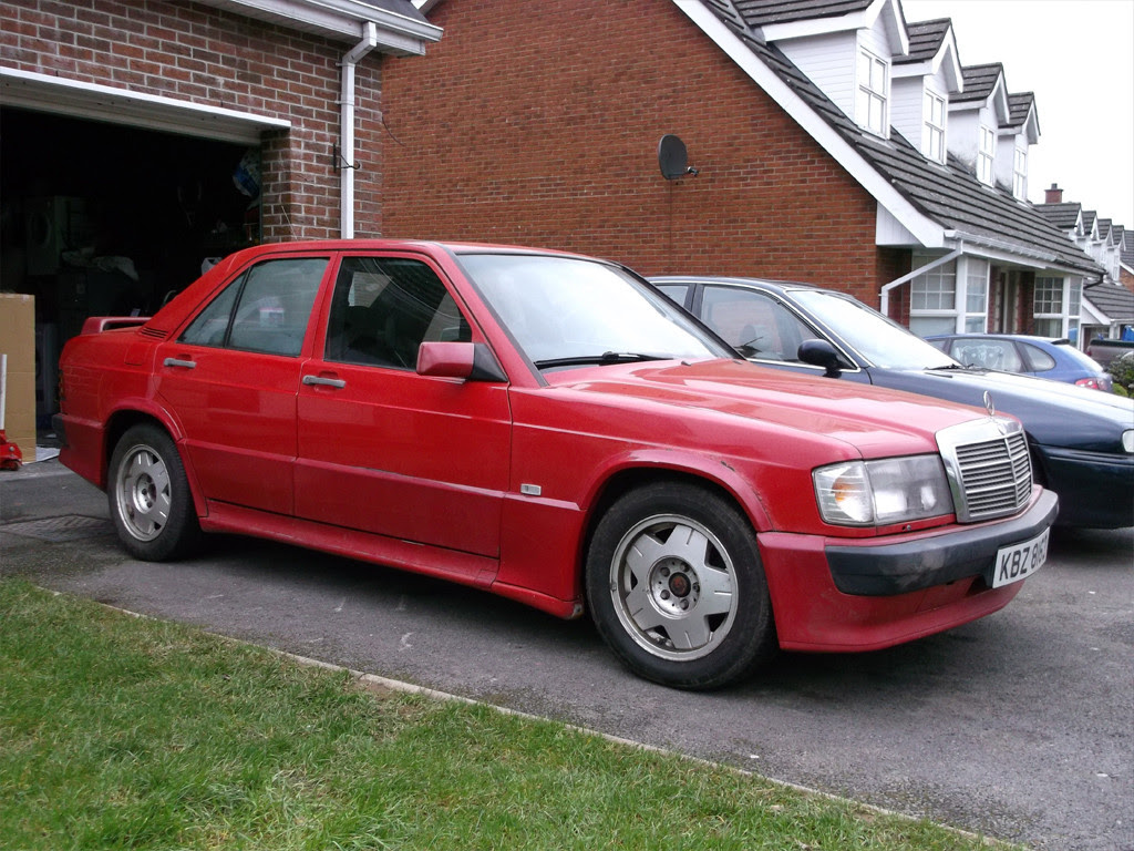 1989 Mercedes 190D W201 - Build Thread | [Pic Heavy ...