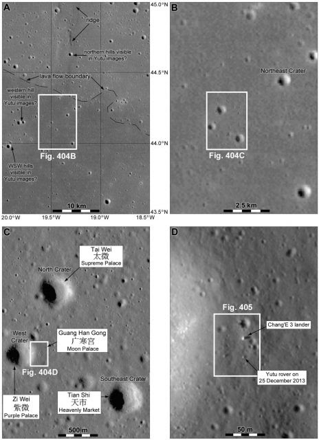 asa (Chinese Academy of Sciences/China National Space Administration/The Science and Application Center for Moon and Deepspace Exploration/Phil Stooke).