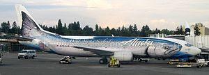 Alaska Airlines Boeing 737 (N792AS) in