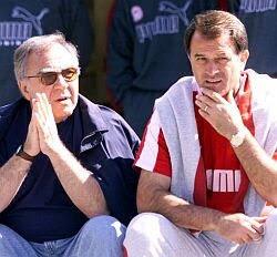 1999-2000, Σ.Κόκκαλης, Ν.Μπάγεβιτς