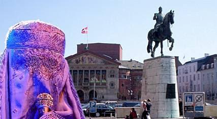 Burka news from Århus