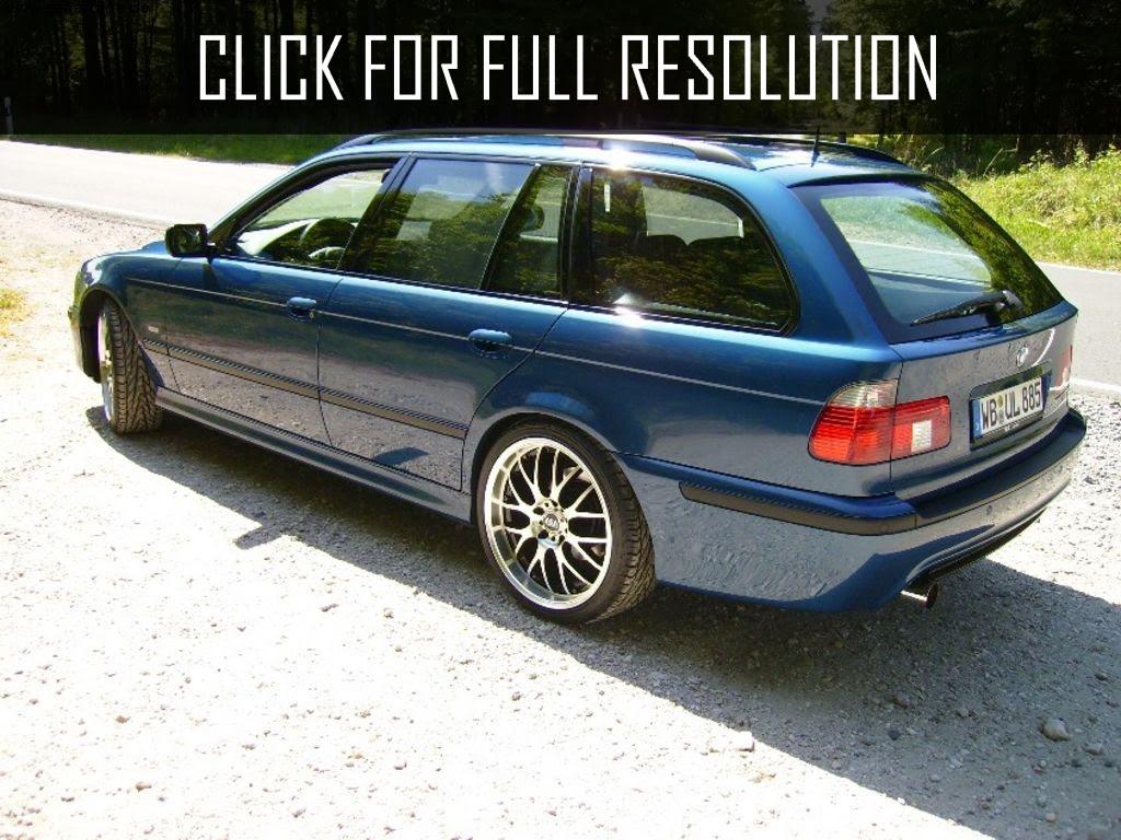 2001 Bmw 540i Wagon For Sale Thxsiempre