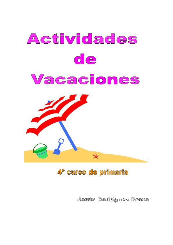 ENREDADOS : ACTIVIDADES DE REPASO 4º