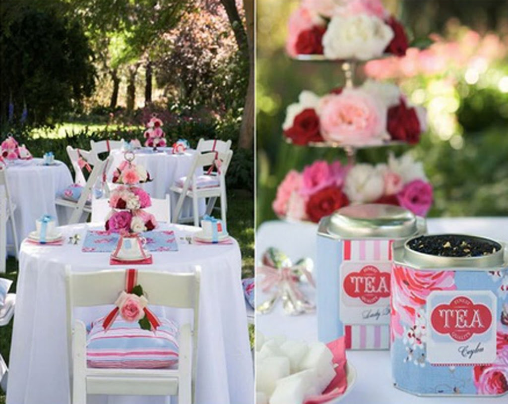 Garden Party decor | Toast