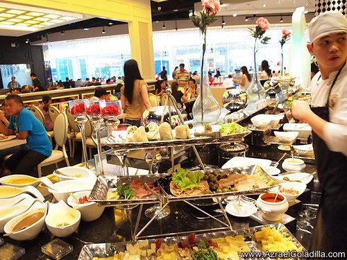 Vikings luxury buffet in SM City North EDSA - photos by Azrael Coladilla of Azraels Merryland Blog