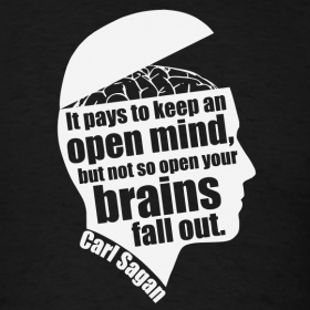 Carl Sagan Open Mind