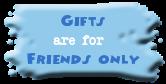GiftsFriendsOnlyfr