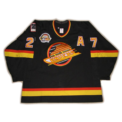 Vancouver Canucks 94-95 jersey