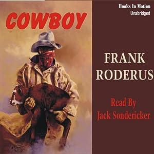 Cowboy   [Frank Roderus]