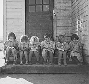 children reading | Tumblr