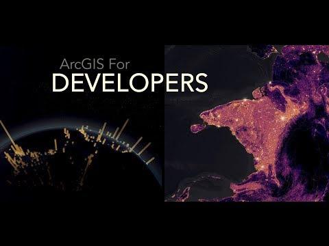 ArcGIS for Developers : Découvrez une plateforme complète alliant cartographie et développement