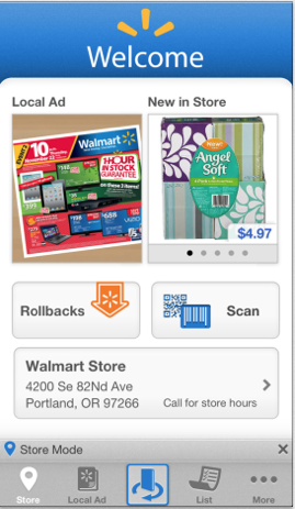 Walmart Scan \u0026 Go \u2014 Use Your iPhone or iPad to Check Out  Jim Karpen  iPhone Life