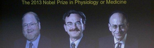 Nobel Medicina 2013, a tre biologi per il sistema di trasporto nelle cellule