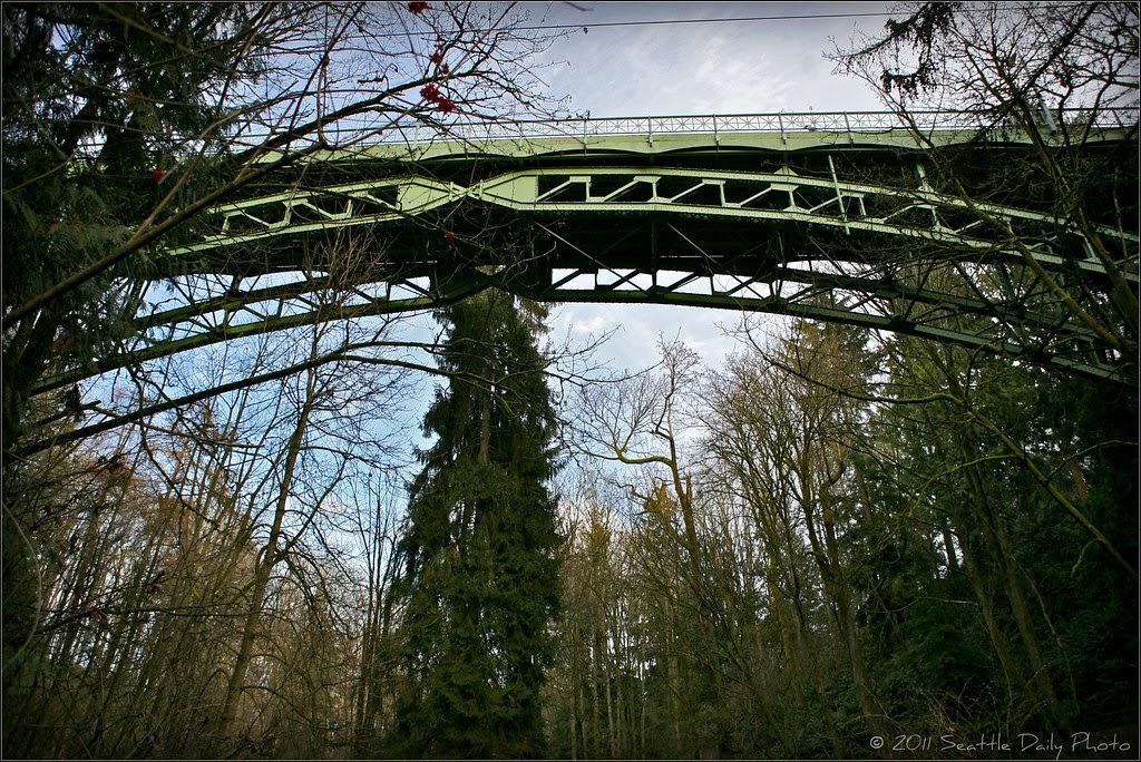 Sunday Bridge #  :  20th Street Bridge, Ravenna