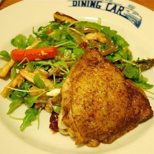 300: Ras al Hanout Chicken