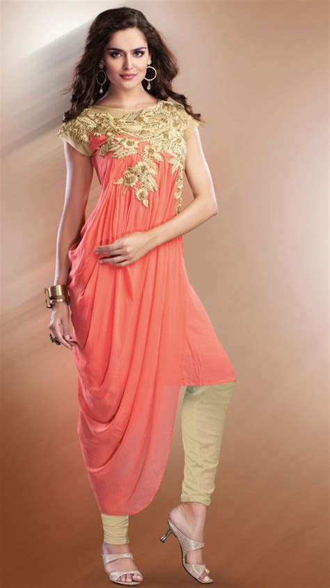 INDO WESTERN DRESS ? Indian Fashion Mantra