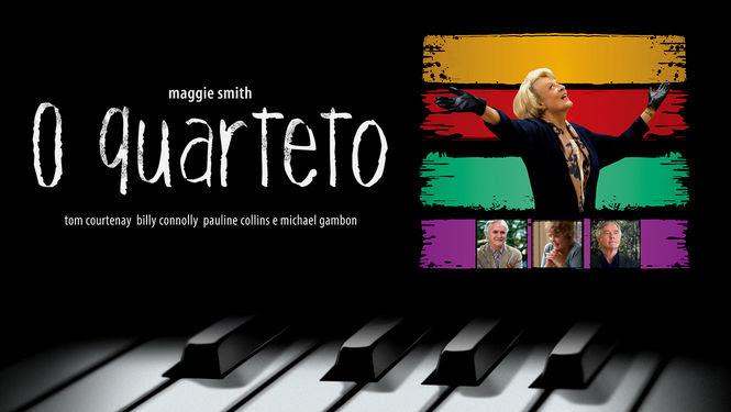 O quarteto | filmes-netflix.blogspot.com