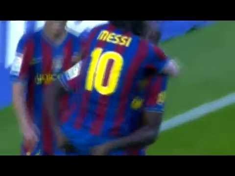 Lionel Messi: 2009/10 Career Statistics of Lionel Messi