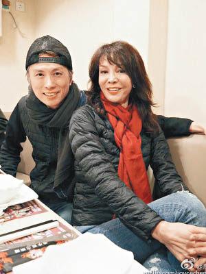 黃子華與鄭裕玲這對最佳拍檔大有機會合作《男親女愛》延續篇,令粉絲喜出望外。