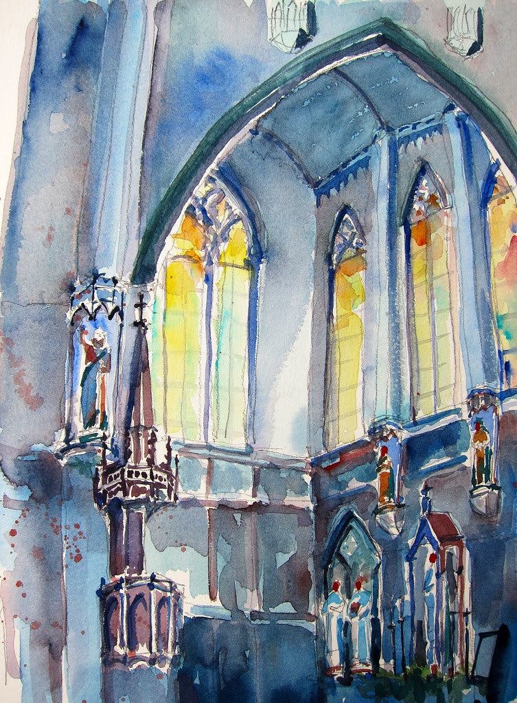 St.Joesph Church (Interior)