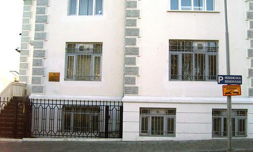Russian Embassy, Reykjavik