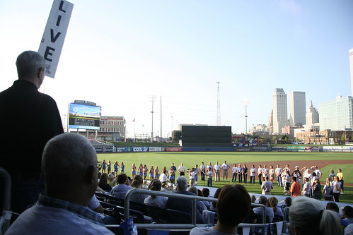 Tulsa Area United Way's 2010 Day of Caring at ONEOK Field