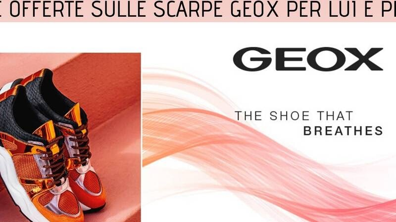 orden Alerta abajo  Up to 60% discount on Geox shoes for Amazon Fashion Week - SportsGaming.win