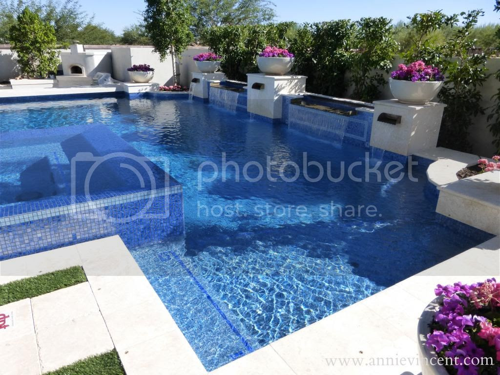 phoenix interior design pool outdoor living street of dreams