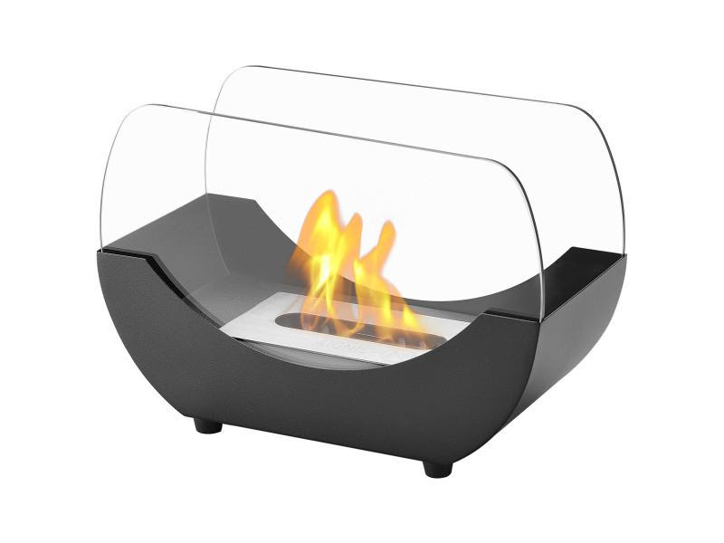 Ignis Liberty Tabletop Ventless Ethanol Fireplace The Noble Flame