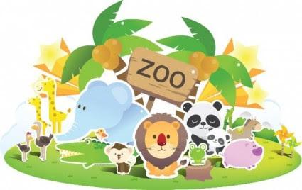 920 Koleksi Gambar Binatang Kartun Cantik Gratis Terbaik