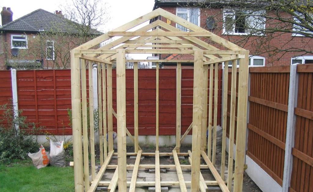 Shed blueprints saltbox storage shed plans for the for Salt shed plans