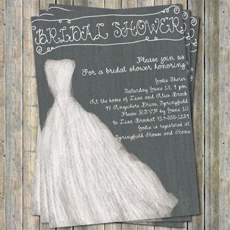 25  best ideas about Cheap bridal shower invitations on