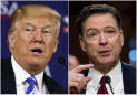 AP FACT CHECK: Trump twists Comey role in Clinton disclosure