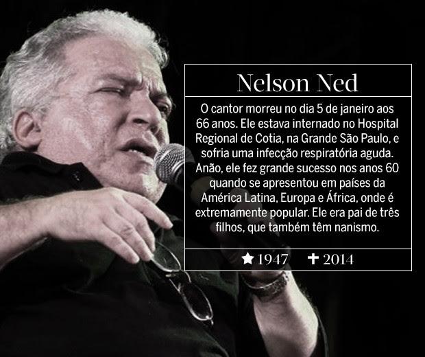 Nelson Ned (Foto: ARTE: EDUARDO GARCIA)