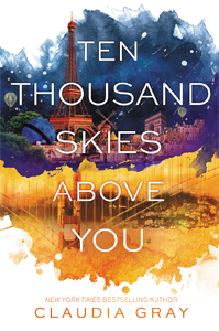 Ten Thousand cieli sopra di voi sono copertine