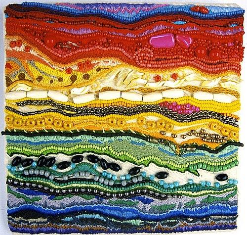 Richard Prestons textile art