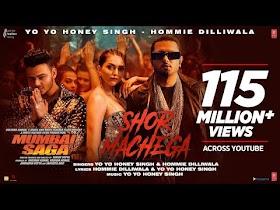 Shor Machega by Yo Yo Honey Singh Song Download MP3