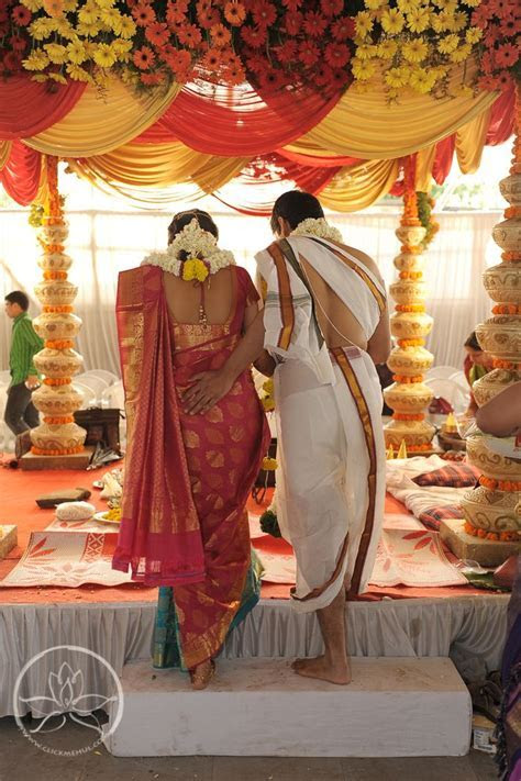 Real Weddings: A Spectacular South Indian Style Wedding
