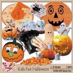 Kids Fun Halloween - CU4CU