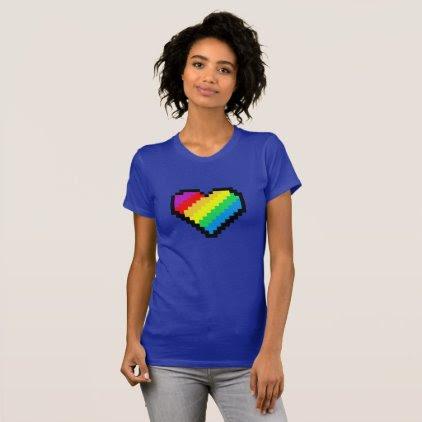 RAINBOW HEART T-Shirt