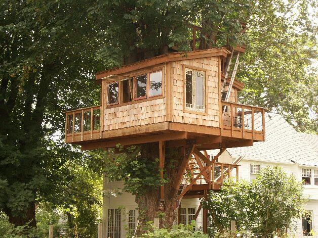 The Treehouse Guide - World treehouse list - USA