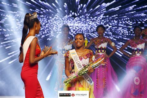 See All The Photos From The 22nd Edition Of Miss Cote D