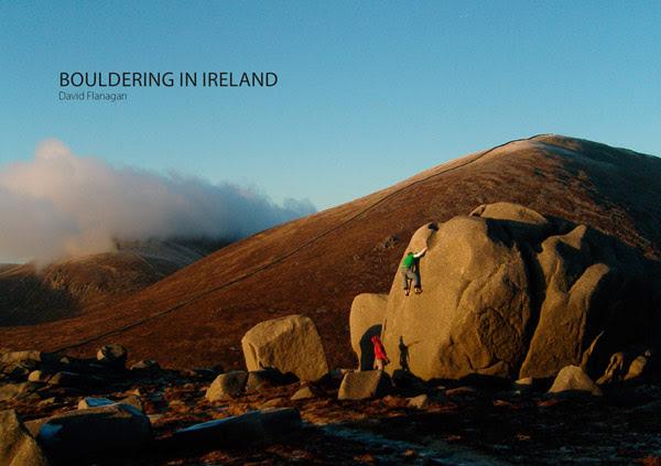 Bouldering in Ireland guidebook