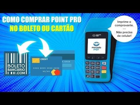 COMO COMPRAR POINT PRO NO BOLETO OU CARTÃO COM DESCONTO [Mercado Pago]