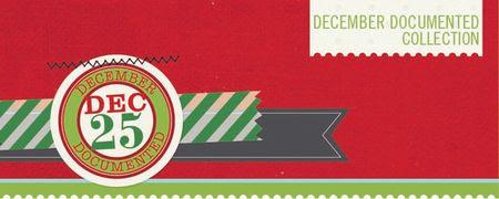 December documented blog header cc